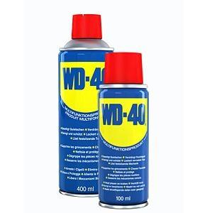 19259 Multifunktionsspray WD 40, 240 ML, verdrängt, schmiert, Entfernt Öl, Schmutz, Fett etc.