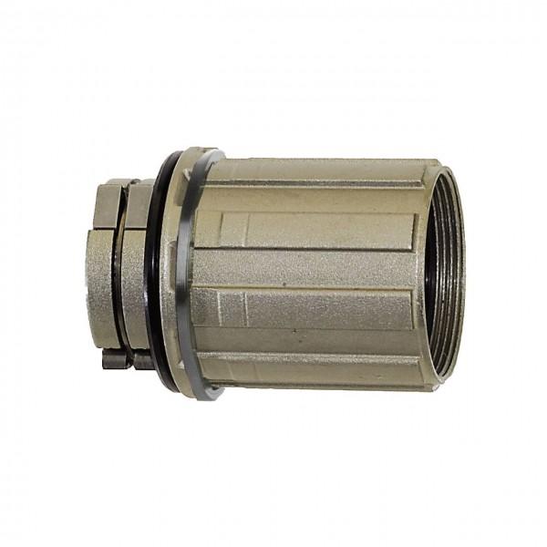 60960 Kassettenkörper für NovaTec-Naben, passend für 8-9-10-fach Shimano-Kassetten