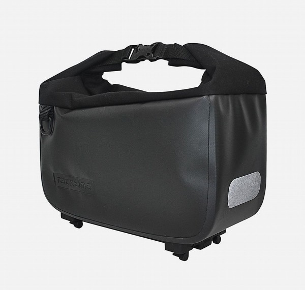 13630 Gepäckträgertasche Ives, Trunk Bag, Wasserfest, 9-12 Liter, onyx-schwarz, ebike ready