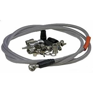 09360 Universal Scheibenbrems-Leitungsset, hydraulisch, Länge 1.80 m