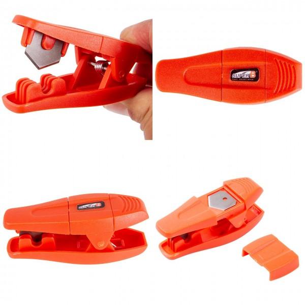 32302 Cutter Schneidewerkzeug für Hydraulikleitung, TB-HC20, mit Ersatzklingen, ergonomisch, SuperB