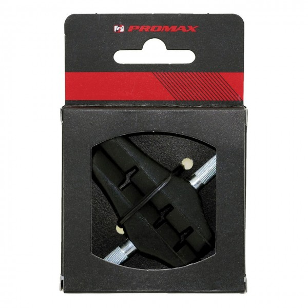 03430 Bremsschuhe, 70 mm, Cantilever, Promax, DIN geprüft, auf Karte