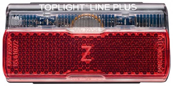 01329 Dynamo-Diodenrücklicht, 80 mm Bumm Standlicht, LED, Line plus, LineTec