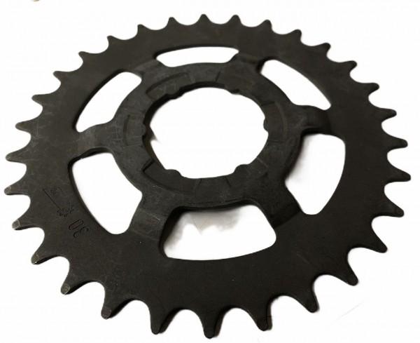 70440 Zahnkranz 30 Zähne, E-Bike, für SG-C7000/7050-5 Getriebenaben, Simano Nexus