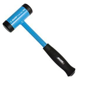 615034 rückschlagfreier Schonhammer, UNIOR, Ø 45 mm, ergonomischer Griff