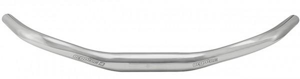 16164 Stuttgarterbügel Ø 31.8/ 600/ 170 mm, Aluminium, silber eloxiert