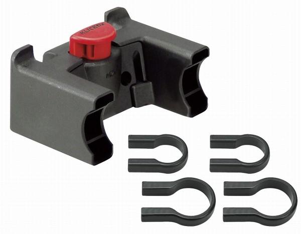 14241 Lenkeradapter Universal, Klick Fix, für Ø 22 - 26 und Ø 31.8 mm, schwarz