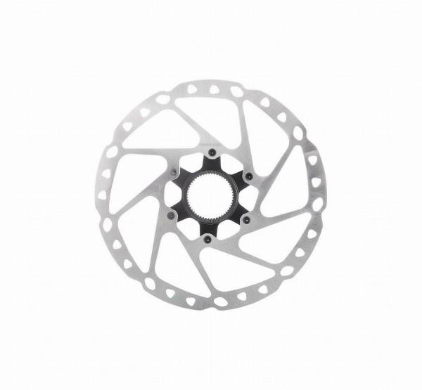 60266 Scheibenbremse SM-RT64 180 mm, Center Lock Aufnahme, kompatibler Bremsbelag