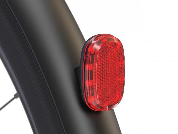 333 Secuzed LED- Rücklicht und Rückstrahler (Z-Zulassung), variable Montage auf Schutzblech, BUMM, r