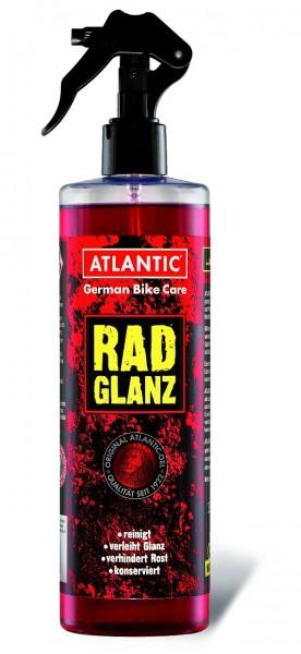 19207 Radglanz, 500 ML-Sprühkopf-Flasche, schützt - reinigt und konserviert