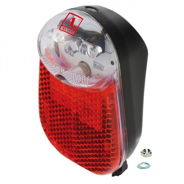 01338 LED-Rücklicht ANLUN (beetle), Standlichtfunktion, Schutzblechmontage