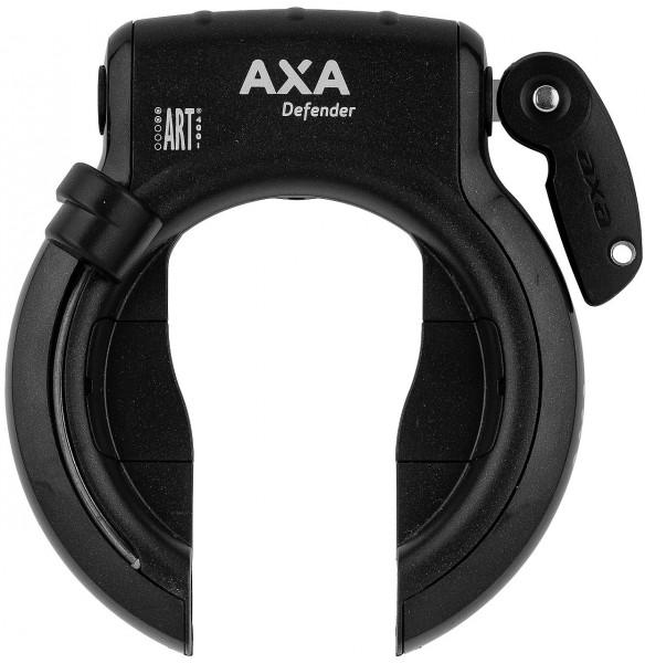 55378 Rahmenschloss AXA Defender RL, Rahmenbefestigung, mit Plug-In-Kombination, schwarz