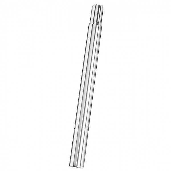 24721 Alu-Fingersattelstütze, 27.2 x 400 mm, silber