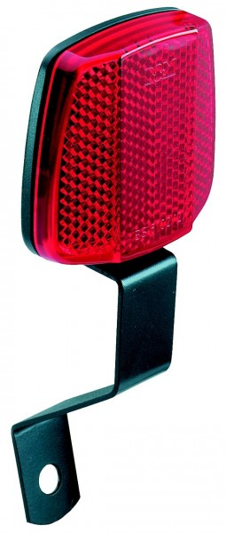 01521 Reflektor, für Hinten, ROT, Winkel verstellbar, mit deutschem Prüfzeichen