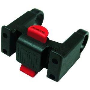 14245 Lenkeradapter, Ø 22 - 26 mm, Klick Fix 0211, für Taschen, Körbe etc., schwarz