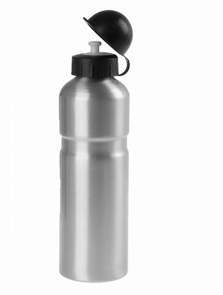 31347 Trinkflaschen, 0.75 Liter, Aluminium, silber