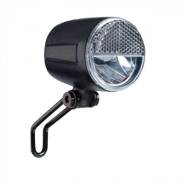 01284 Led-Scheinwerfer Sport Led Pro 45, Frontreflektor, mit Halter, Schalter, 45 Lux, schwarz