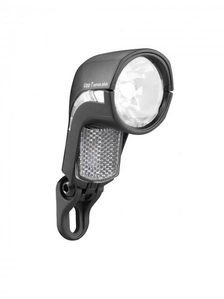 01275 LED Scheinwerfer Upp E für E-Bikes, 30 Lux, 6-42 Volt, Anschluss für Rücklicht