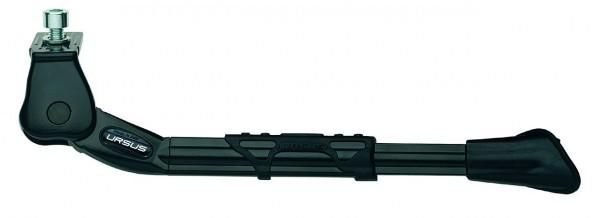 """28050 Seitenständer URSUS King XL (78 XL), 27.5""""-29"""", ALU, bis 35 KG, sehr stabil, extra lang, schw."""