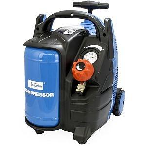 50083 Kompressor Airpower, GÜDE, 200/10/5 TY, 230 V, 1.1 kw, 148 L/min, 5 Liter, Ölfrei, max 10 bar