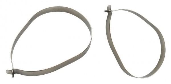 01721 Hosenspangen, 12 mm, Stahl, vernickelt, paar