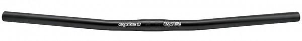 16221 Lenkerbügel MTB, Klemmung 25.4, Stahl, 580 mm, Stahl, schwarz