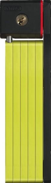 25176 uGrip Bordo 5700 Falt-Schloss, 80 cm, inkl. Halter, lime
