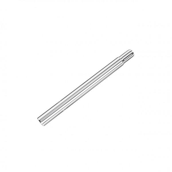 24720 Aluminium Sattelstütze, Kerze, 25.8 x 300 mm, silber