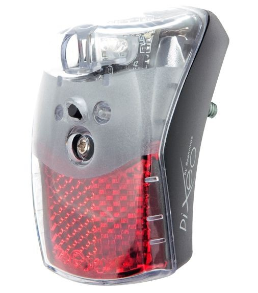 01336 Led-Rücklicht, Pixeo XS, Standlichtfunktion, Schutzblechmontage