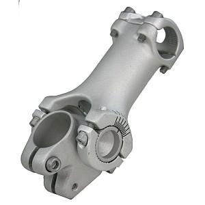 """16965 AHead-Vorbau SWELL eco,1.1/8""""/ 120 mm/ 25.4 mm, Alu, silber"""