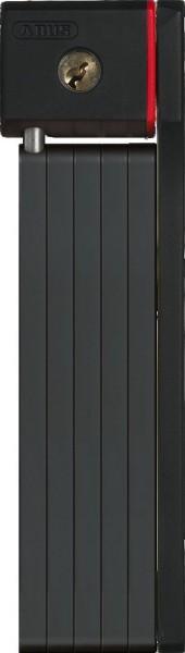25175 Falt-Schloss uGrip Bordo 5700 K, 80 cm, inkl. Halter, schwarz