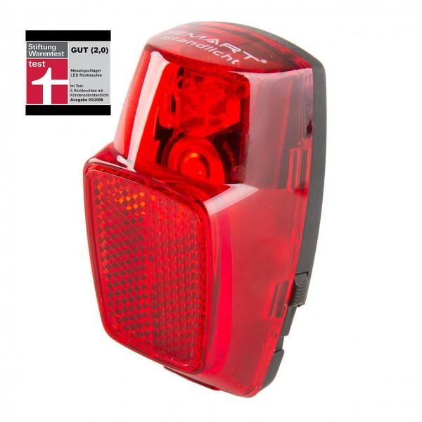 01334 Led Rücklicht Smart, Standlichtfunktion, für Schutzblechmontage