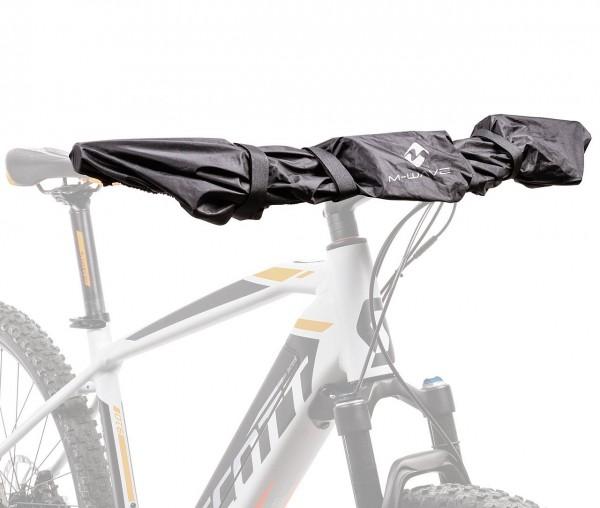 13111 E-Bike Display-/ Cockpit-Lenker-Schutz, Universell passend, schwarz