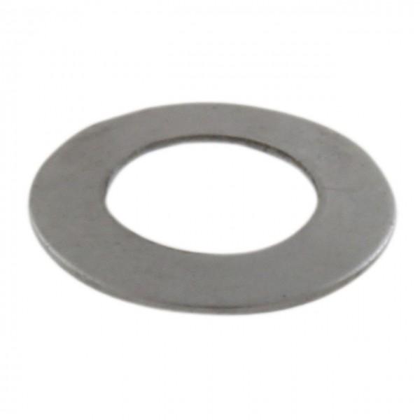 26492 Speichennippelunterlegscheibe, Innen-/ Aussen-Ø 4.3/7.5 mm, Stärke 0.6 mm, Aluminium