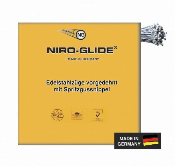 09318 Schaltzug, Ø 1.1 x 2200 mm, NIRO-Glide, Nabenschaltung, WVP