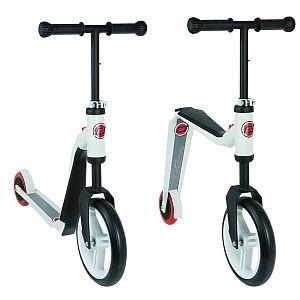 Laufrad und Roller, 2 in 1, ALU, höhenverstellbar, bis 50 KG Fahrergewicht