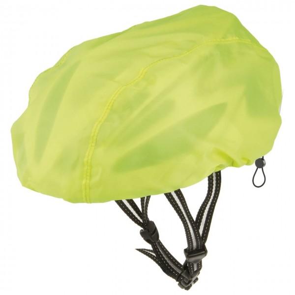 33898 Helmüberzug, Regenschutz, Unisize, neongelb
