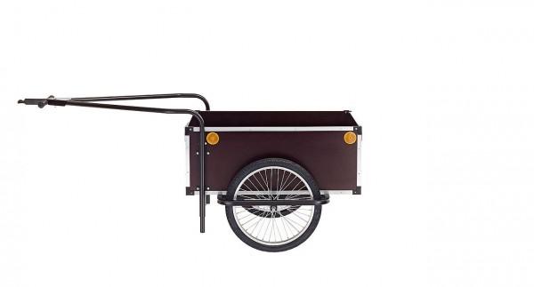 """500664 Fahrrad-Anhänger Jumbo, 20"""", Max. 200 KG, 175 Liter Volumen, Roland"""