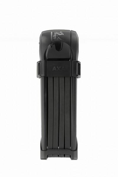 25394 Faltschloss, AXA FOLD 85, incl. Halter, 800 gr., 85 cm, schwarz