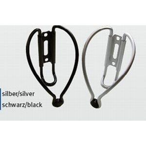 31107 Flaschenhalter Cyclop, Aluminium, silber