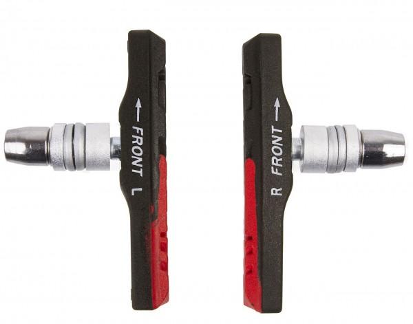 03395 V-Brake, 2 Funktionen, starke Haftung, BPR-VC-Dual Bremsschuh, Wasserverdrängung, paarweise