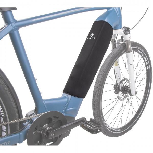 13116 E-Bike Akku Cover Tube, für integrierte Unterrohr-Akku`s, hochwertigem Neoprene, Universeller