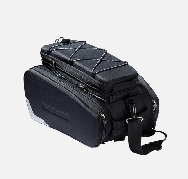 13608 Gepäckträgertasche RT ODIN, Snap-IT-Adapter, 8 L, Black-Grey