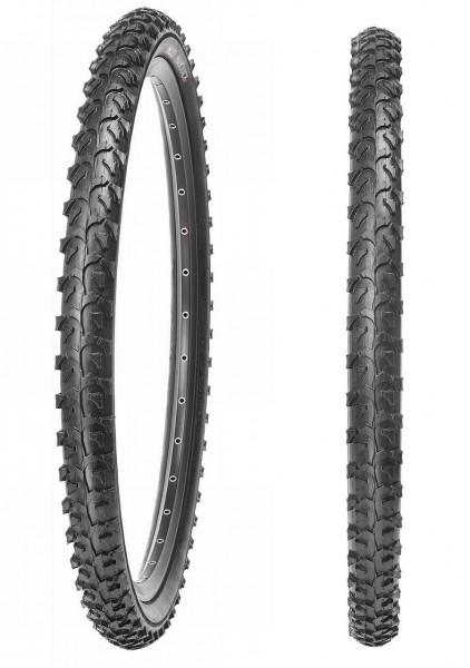 """02222 Fahrrad-Decke 24"""", 50- 507, (24 x 1.95), MTB, Hamovack,schwarz, Schwalbe"""