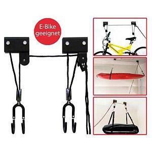 32584 Bike-Lift XL, ebike Deckenlift, POINT, bis 57 KG, auch für E-Bike geeignet