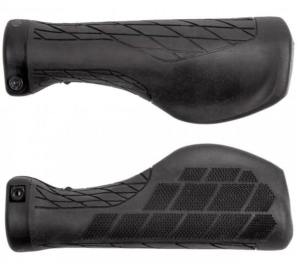 08152 Schraub-Griff, 138 mm, ergonomische, Cloud Ergomax Fix, 2 Komponentengriff, schwarz