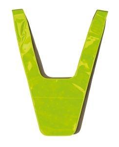 01766 Überwurf-Kragen für Kinder, schwere Ausführung, Collar high gloss, Reflex