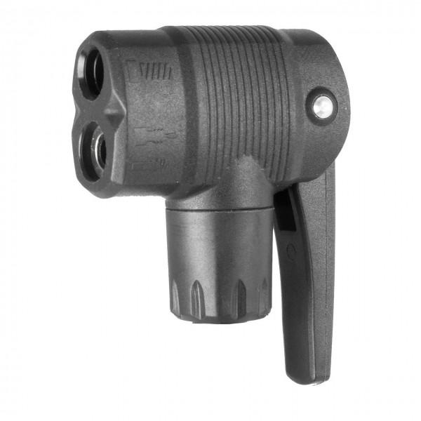 21128 Ersatz-Doppelpumpenkopf, Universal, für SV, AV und DV