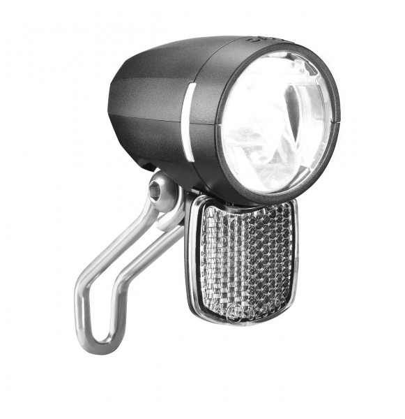 01267 LED Scheinwerfer, Myc E-Bike, Schalter, 6-42 Volt, +6V Rüli-Anschluss