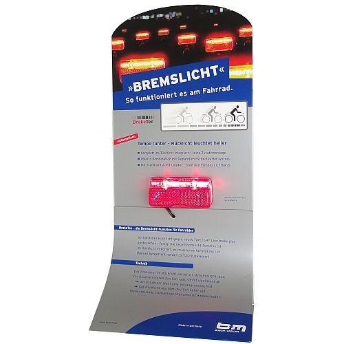 BrakeTec-Display von BUMM, Demo-Display für Bremslichtfunktion